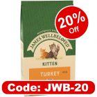 James Wellbeloved Kitten - Turkey