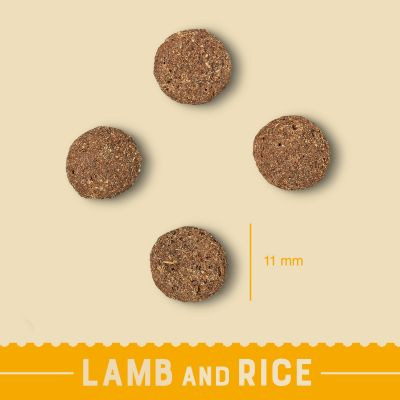 James Wellbeloved Light – Lamb & Rice