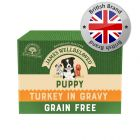 James Wellbeloved Puppy & Junior Grain Free Pouches - Turkey & Vegetables