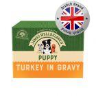 James Wellbeloved Puppy & Junior Pouches - Turkey with Rice