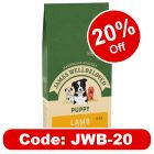 James Wellbeloved Puppy - Lamb & Rice