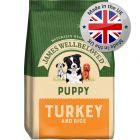 James Wellbeloved Puppy - Turkey & Rice