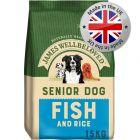 James Wellbeloved Senior - Fish & Rice