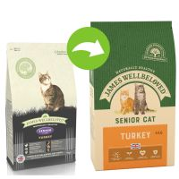 James Wellbeloved Senior Turkey & Rice