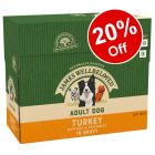 James Wellbeloved Wet Dog Food Pouches - 20% Off!*