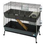 Jaula Ferplast Vital 120 de 2 pisos para roedores