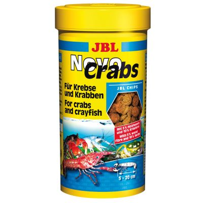 JBL NovoCrabs Futterchips
