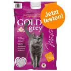 Jetzt testen: 14 kg Golden Katzenstreu