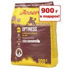 3,6 кг + 900 г  в подарок! 4,5 кг Josera сухой корм