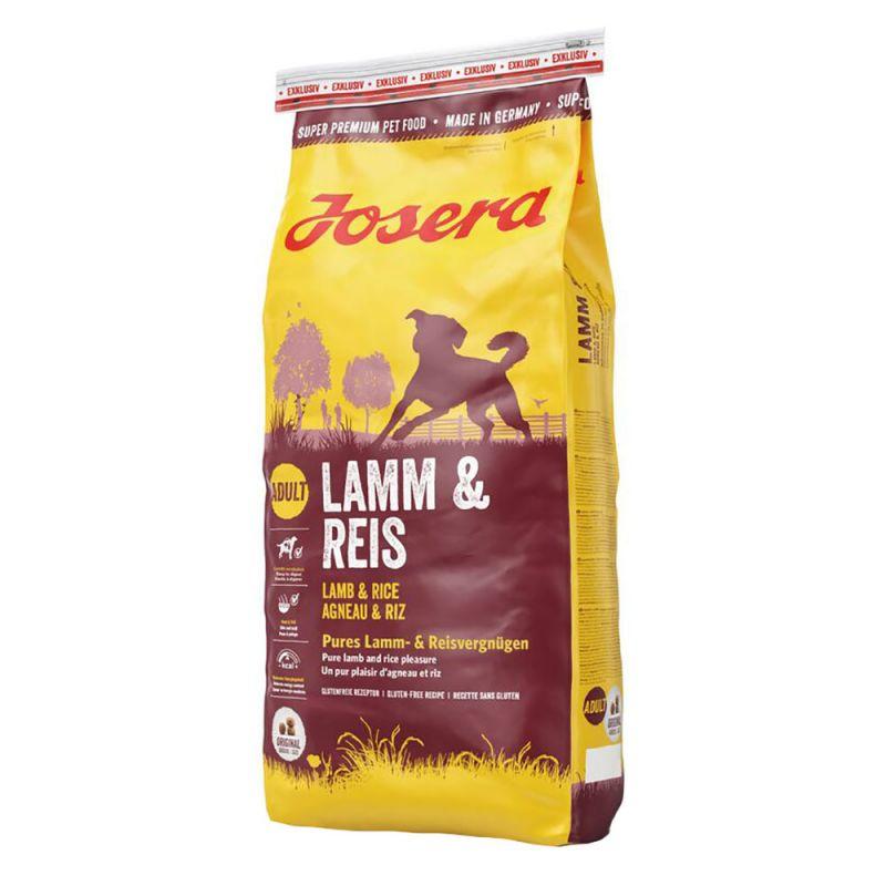Josera Adult lamb & rice