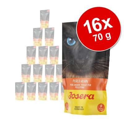 Josera Filet 16 x 70 g Kattenvoer