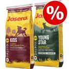 Josera Junior Mix -säästöpakkaus 2 x 15 kg