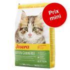 Josera Kitten sans céréales 400 g pour chaton : à prix spécial !