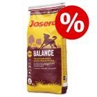 Josera корм для собак 2 x 15/18 кг по специальной цене