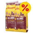 Josera-säästöpakkaus 2 x 15 kg
