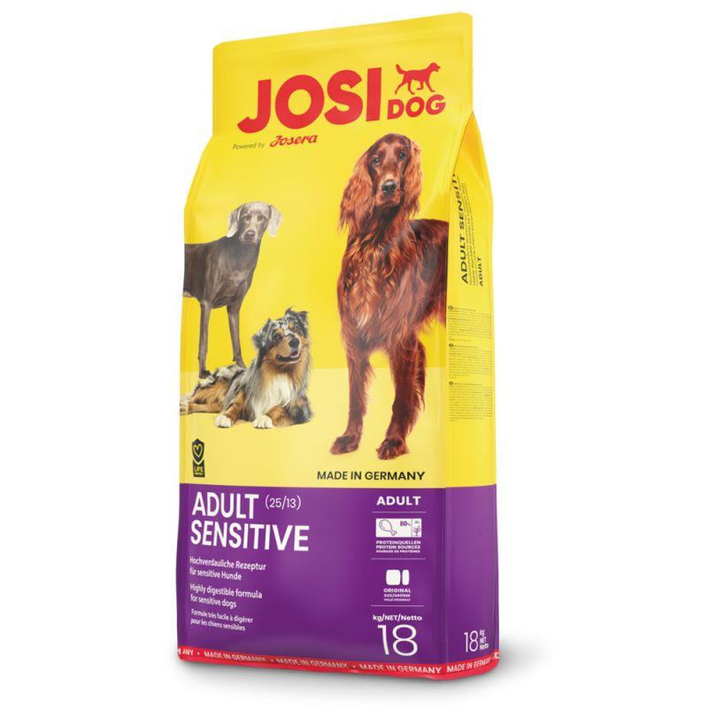 Josidog Adult Sensitive Hundefutter Gunstig Kaufen Zooplus