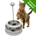 Jouet Ferplast Carrousel Flashlight pour chat