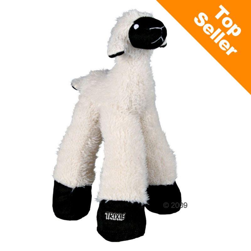 Jouet Trixie Mouton en peluche pour chien
