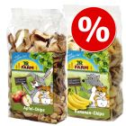 JR Farm Banana-Chips + Mela-Chips