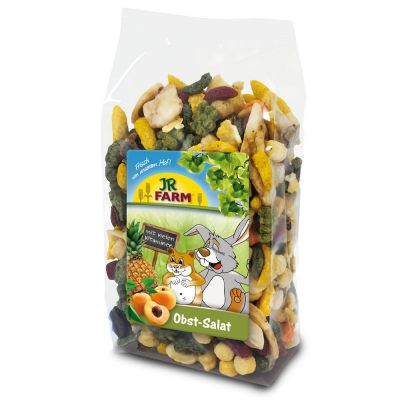 JR Farm Salade de fruits pour rongeur