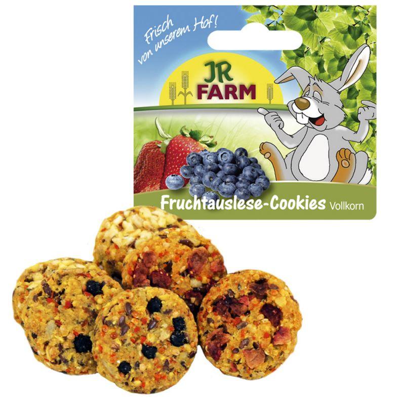 JR Farm Fuldkornscookies med frugtblanding