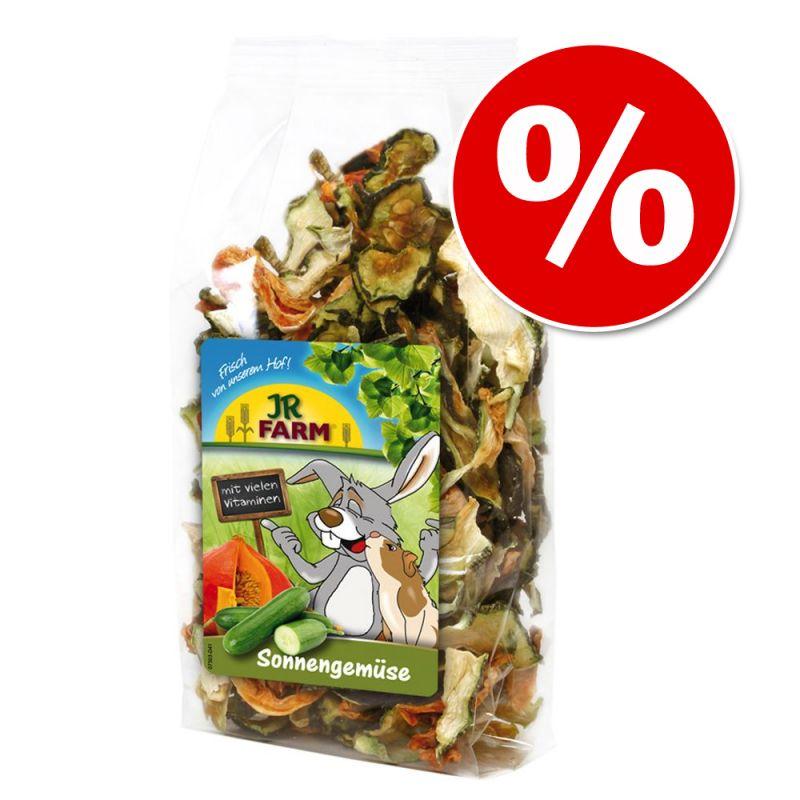 JR Farm 200 g mezcla de verduras maduradas al sol ¡con gran descuento!
