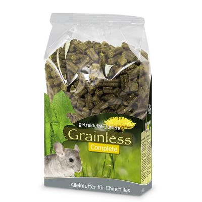 JR Farm Grainless Complete Chinchilla