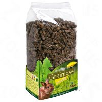 JR Farm Grainless Complete para conejos enanos