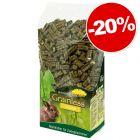 JR Farm Grainless Complete pour lapin nain : 20 % de remise !