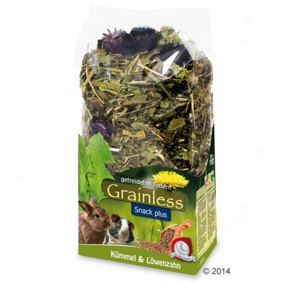JR Farm Grainless Plus pour rongeur et lapin