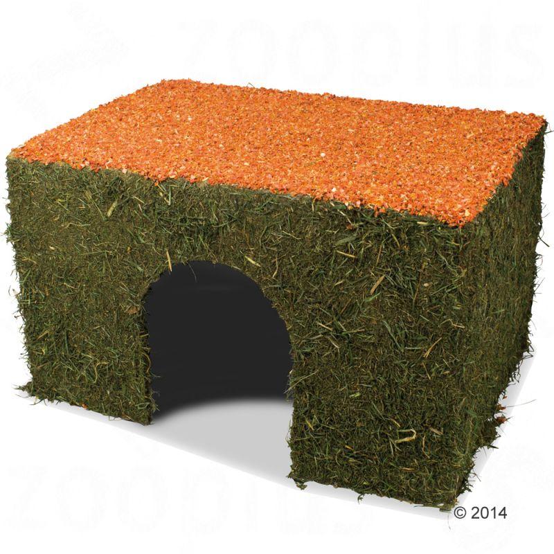 JR Farm Hay-House with Carrot