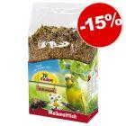 JR Farm Individual pour perruche : 15 % de remise !