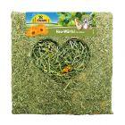 JR Farm Kostka z siana z kwiatami