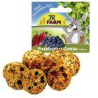 JR Farm Owocowo-warzywne pełnoziarniste ciasteczka