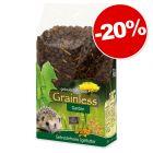 JR Grainless Garden pour hérisson : 20 % de remise !
