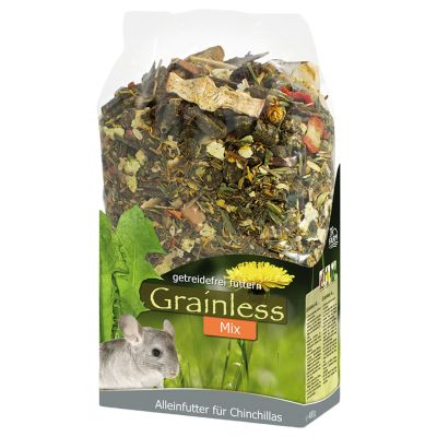 JR Grainless Mix Chinchila