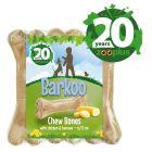 Jubileumeditie Barkoo Kauwbotten met Kip & Banaan