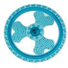 Jucărie tip frisbee pentru câini din TPR cu LED