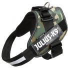 Julius-K9 IDC® hundesele Camouflage, Str. 1