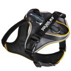 JULIUS-K9 IDC® Longwalk Geschirr - schwarz/grau