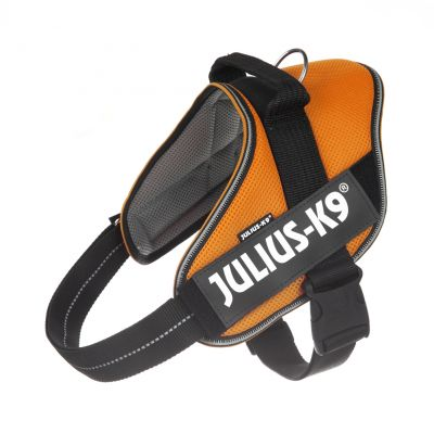 JULIUS-K9 IDC® POWAIR Geschirr - orange
