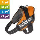 JULIUS-K9 IDC® POWAIR Geschirr - orange