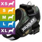 JULIUS-K9 IDC® Power Harness - Camouflage