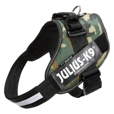 JULIUS-K9 IDC® Power Harness - Camouflage