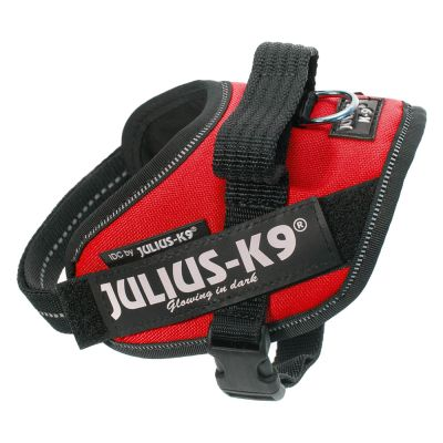 JULIUS-K9 IDC® Power Harness - Red