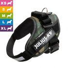 JULIUS-K9 IDC®-Powergeschirr - camouflage