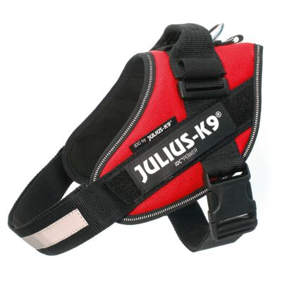 JULIUS-K9 IDC®-Powergeschirr - rot