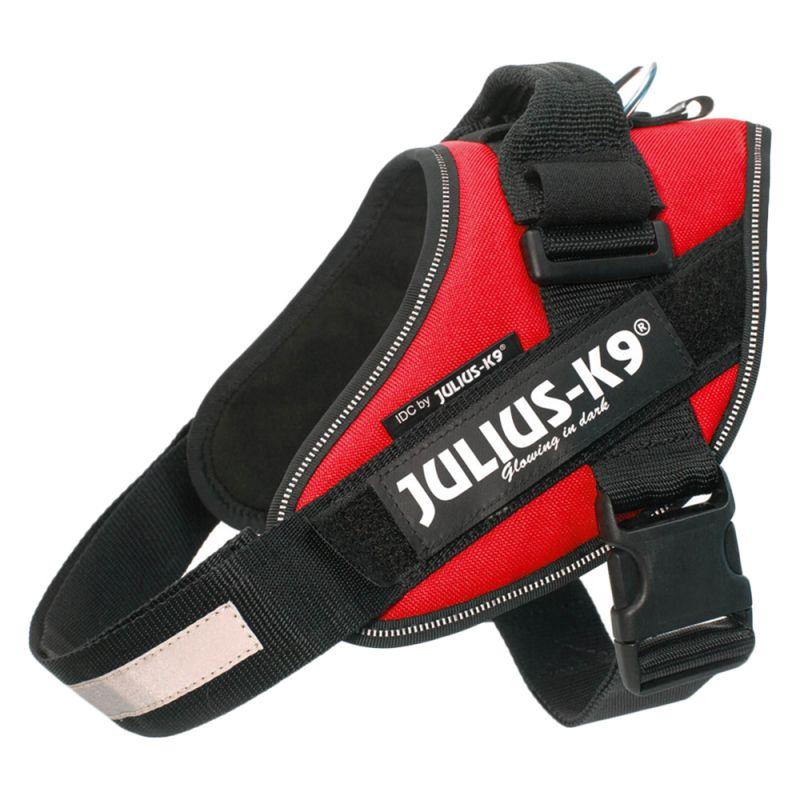 Julius-K9 IDC®-Powersele röd