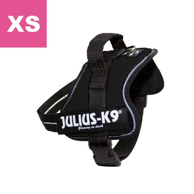 JULIUS-K9® Power Harness - Black