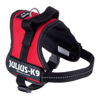 JULIUS-K9® Power Red szelki dla psa